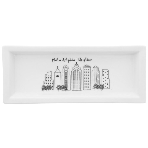 Philadelphia Small Rectangle Tray Wendell August
