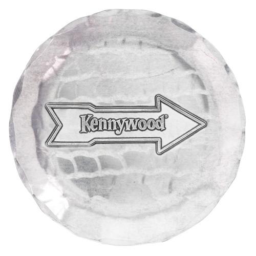 Kennywood Coaster- Aluminum Wendell August