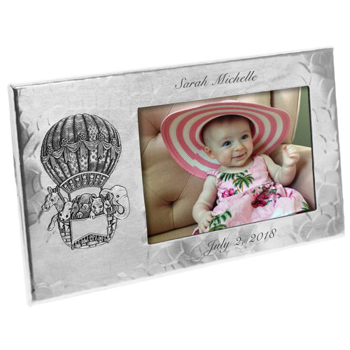 Baby Zoo Balloon Frame