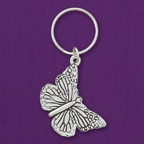 Butterfly Keychain Wendell August