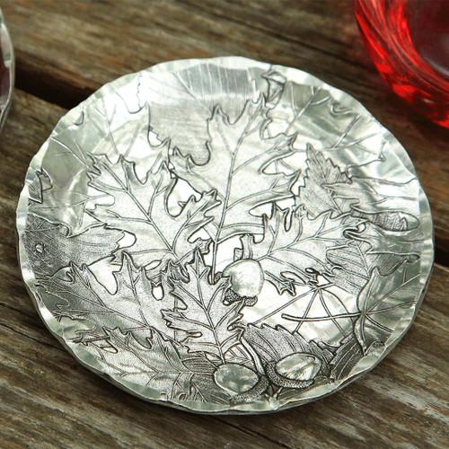 Autumn Coaster- Aluminum Wendell August