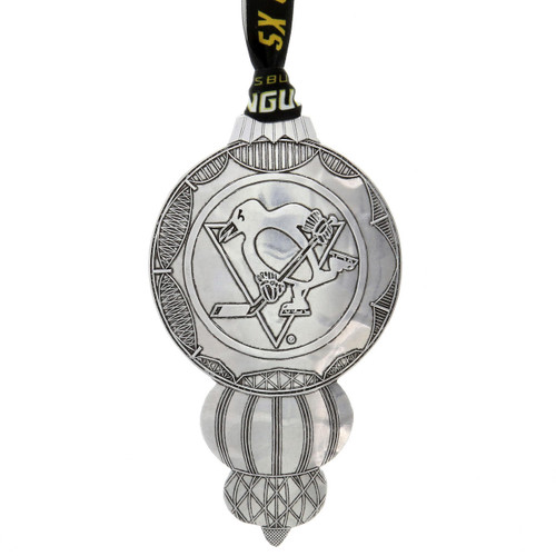 Pittsburgh Penguins City of Champions Ornament Wendell August