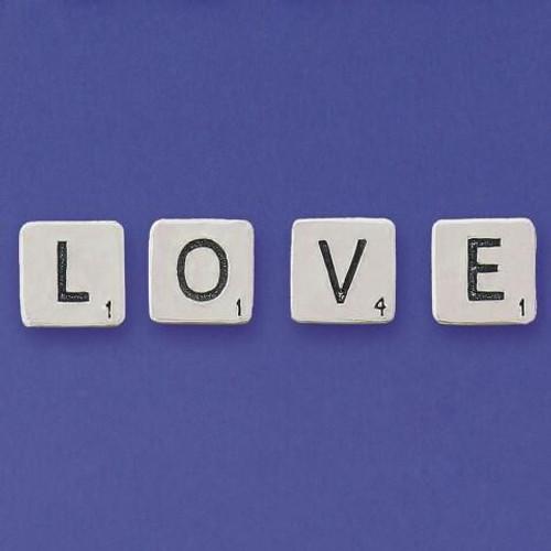 Love 4-Piece Magnet Set Wendell August