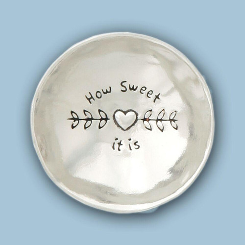 How Sweet Large Charm Bowl Wendell August