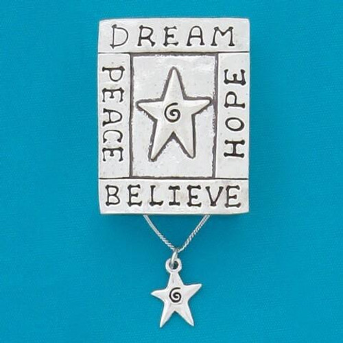 Dream Wish Box with Star Necklace Wendell August
