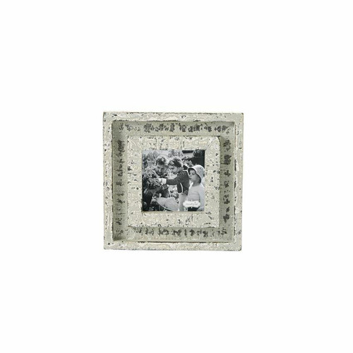 Distressed White Wood Extra Small Frame Wendell August