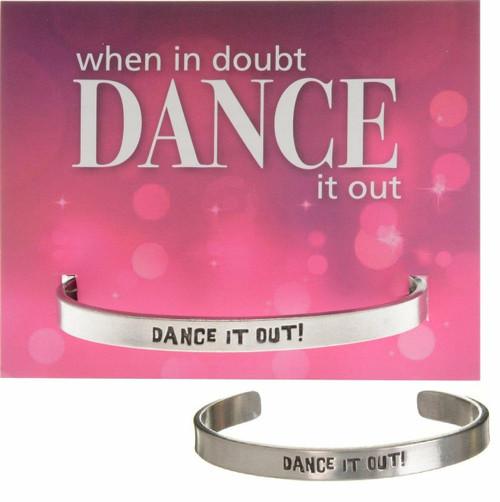 Dance it Out Cuff Bracelet Wendell August