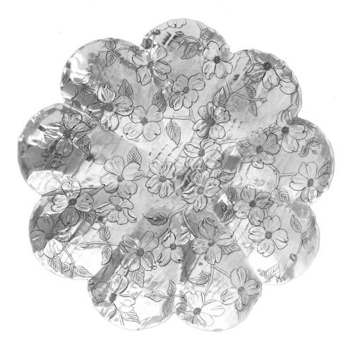 Dogwood Blossom Bowl Wendell August