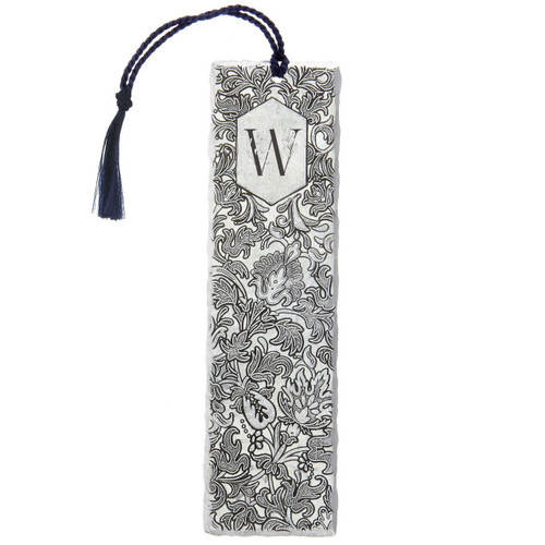 Inscriptions Initial Bookmark Wendell August