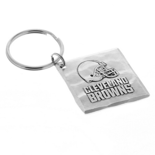 Cleveland Browns Logo Key Chain Aluminum Wendell August