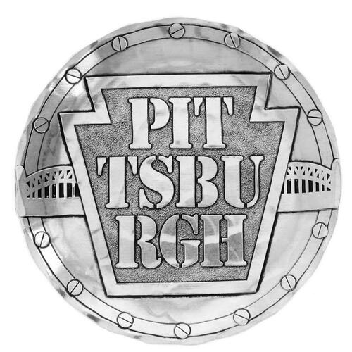 Pittsburgh Keystone Coaster Wendell August
