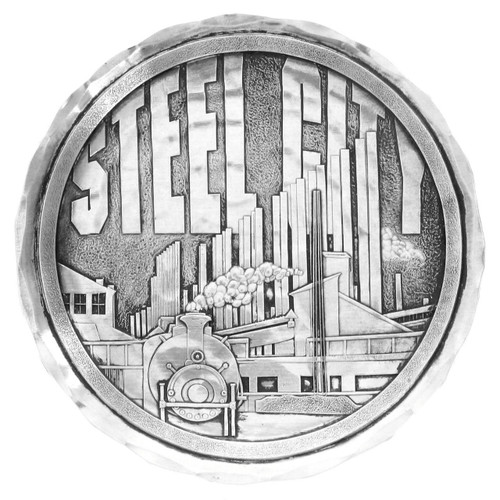 Pittsburgh Steel City Coaster Wendell August