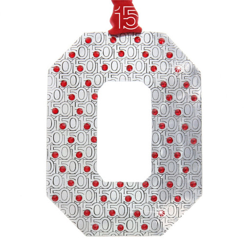 Limited Edition Ohio State University 150th Anniversary Collectors Ornament Wendell August