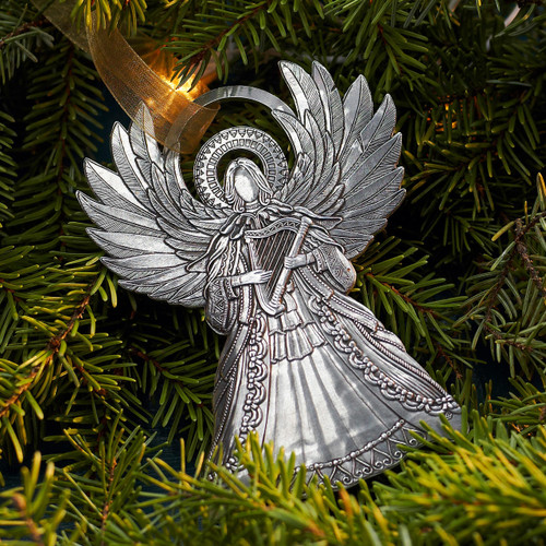 Angel of Harmony Ornament Wendell August
