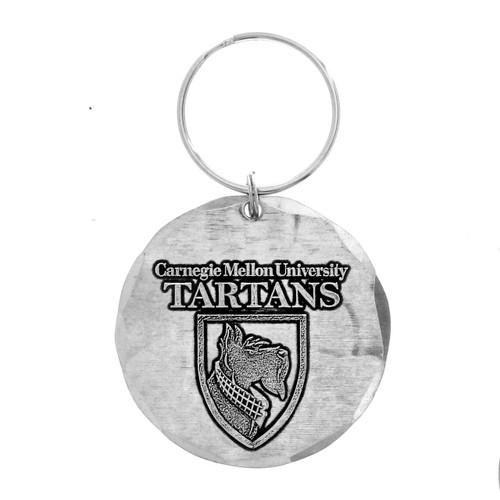 Carnegie Mellon Round Key Ring Wendell August