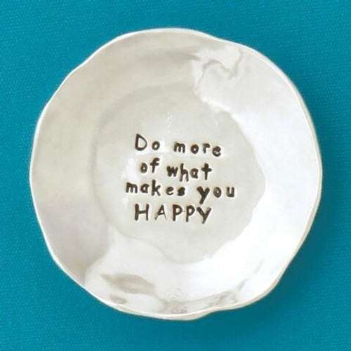 Happy Heart Charm Bowl Wendell August