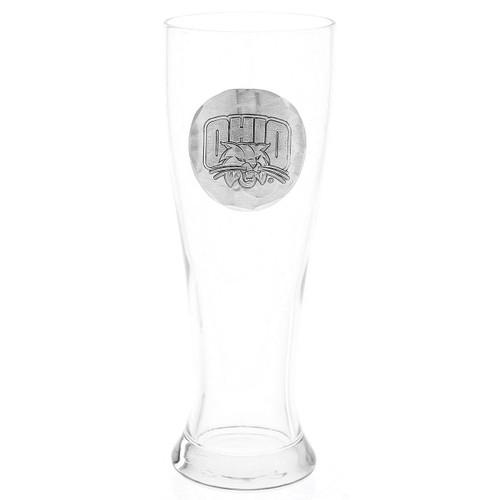 Ohio University Pilsner Glass Wendell August