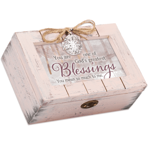 God's Greatest Blessings Music Box
