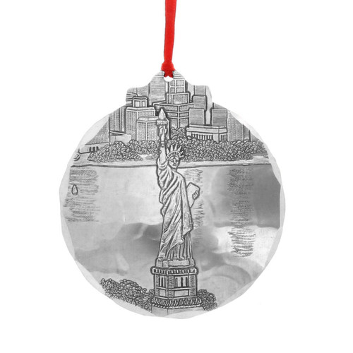 New York Statue of Liberty Ornament Wendell August