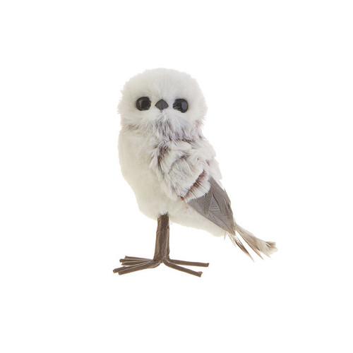 5-IN Faux Fir Owl