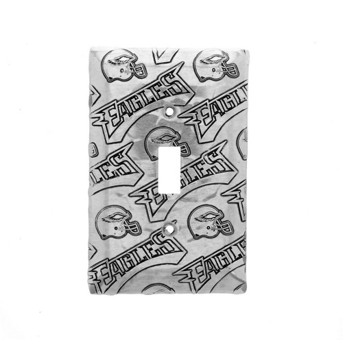 Philadelphia Eagles Patterned Switch Cover Wendell August