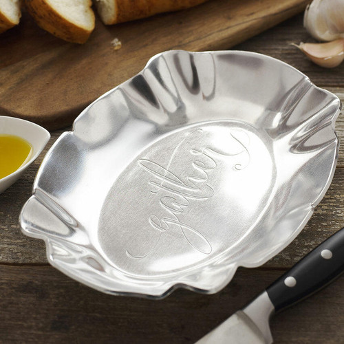 W-Line Gather Small Oval Tray Wendell August