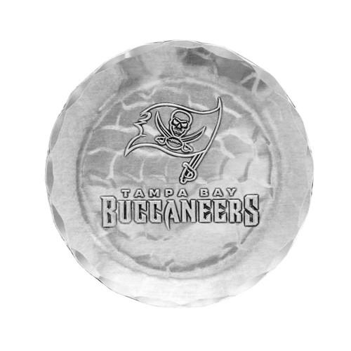 Tampa Bay Buccaneers Logo Coaster Aluminum Wendell August