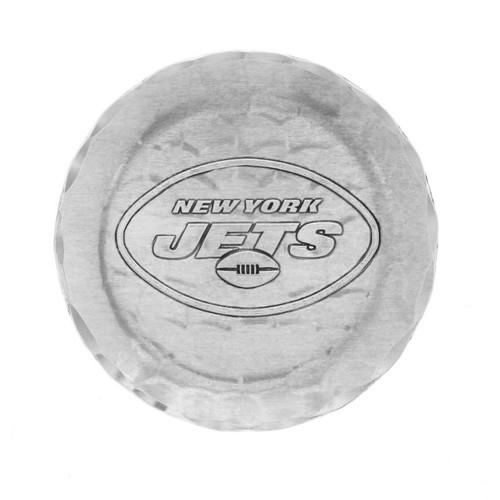 New York Jets Logo Coaster Aluminum Wendell August