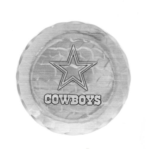 Dallas Cowboys Logo Coaster Aluminum Wendell August
