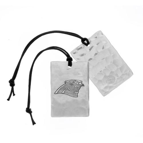 Carolina Panthers Logo Bag Tag Wendell August