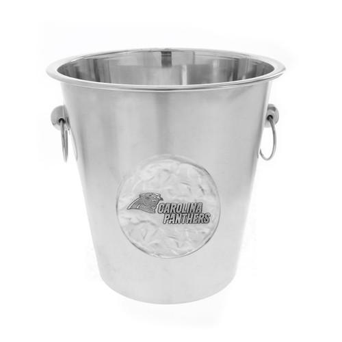 Carolina Panthers Logo Champagne Bucket Wendell August