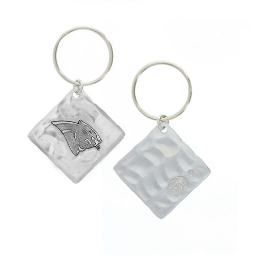 Carolina Panthers Logo Key Chain Wendell August