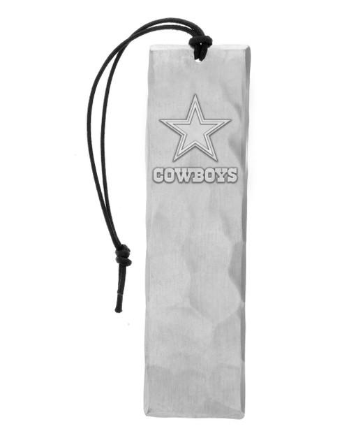 Dallas Cowboys Logo Bookmark Wendell August