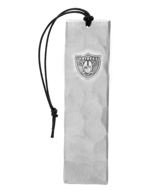 Las Vegas Raiders Logo Bookmark Wendell August