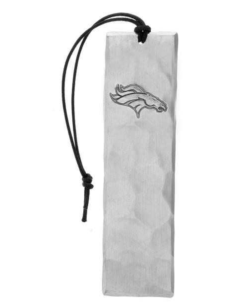 Denver Broncos Logo Bookmark Wendell August