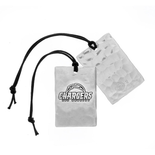Los Angeles Chargers Logo Bag Tag Wendell August