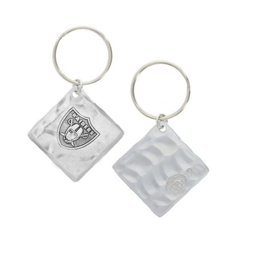 Las Vegas Raiders Logo Key Chain Wendell August