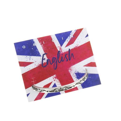 Origins English Cuff Bracelet Wendell August