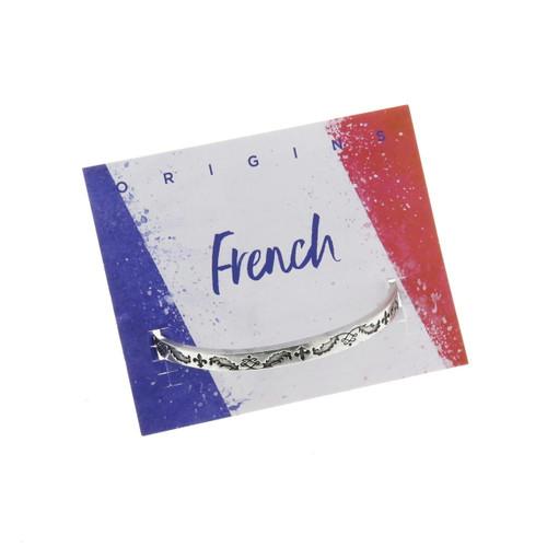 Origins French Cuff Bracelet Wendell August