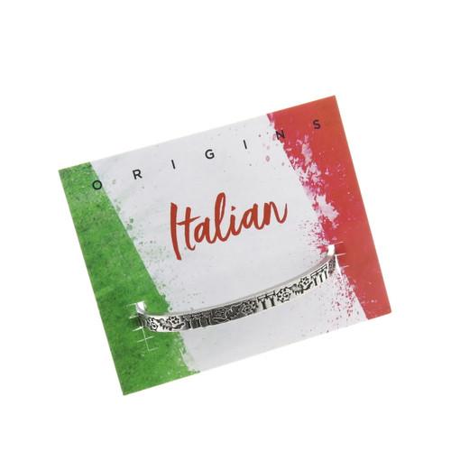 Origins Italian Cuff Bracelet Wendell August