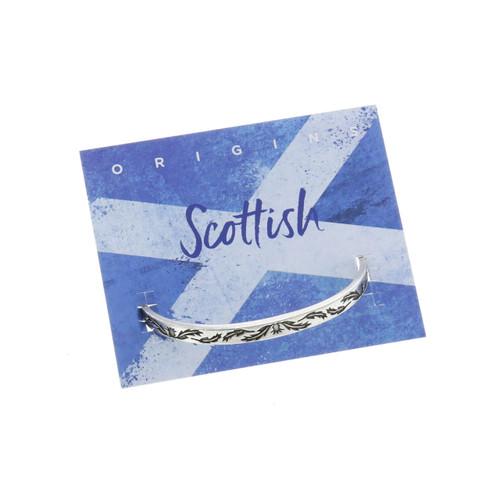 Origins Scottish Cuff Bracelet Wendell August