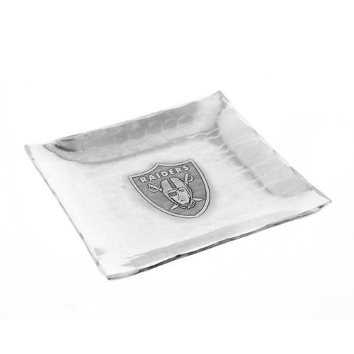 Las Vegas Raiders Logo Canape Tray Wendell August