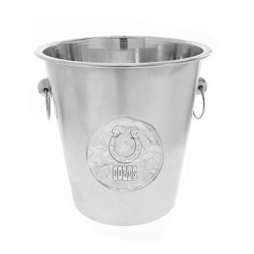Indianapolis Colts Logo Champagne Bucket Wendell August