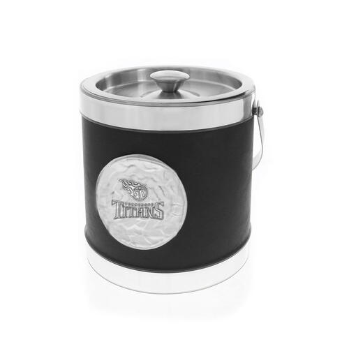 Tennessee Titans Logo Ice Bucket Wendell August