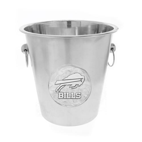 Buffalo Bills Logo Champagne Bucket Wendell August