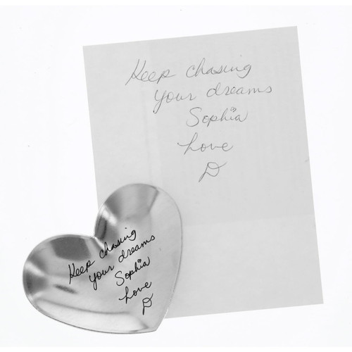Love Notes Heart Jewelry Tray Wendell August