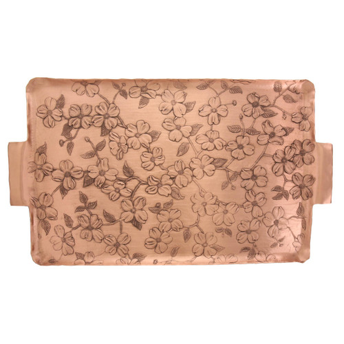 Dogwood Table Tray Copper Wendell August