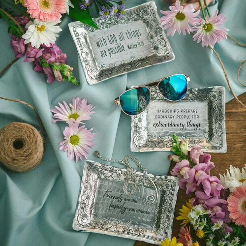 Expressions Floral Inspiration Tray Wendell August