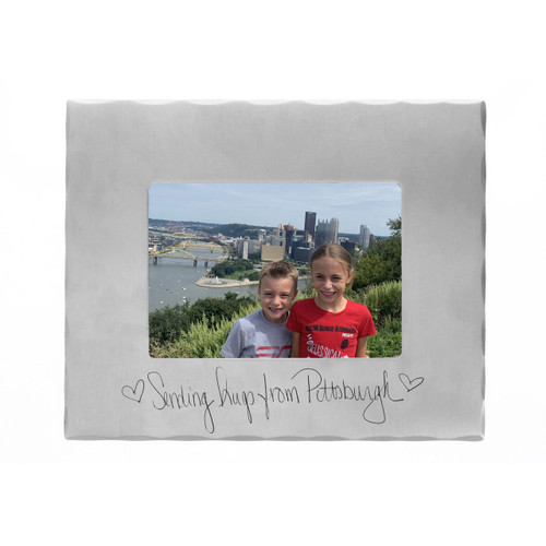 Love Notes Photo Frame Wendell August
