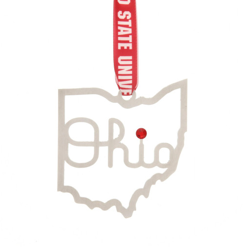 Limited Edition The Ohio State University 2020 Ornament Wendell August